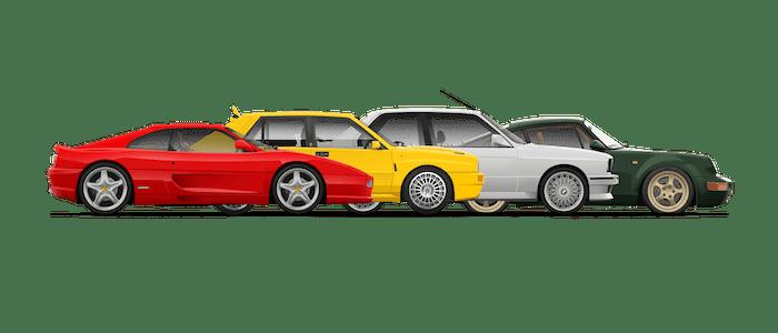 Modern Classic Series