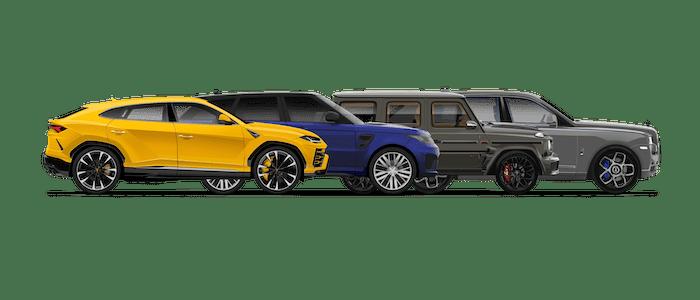 Super SUV Series